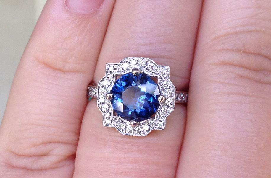 Harry Winston Replica Ring