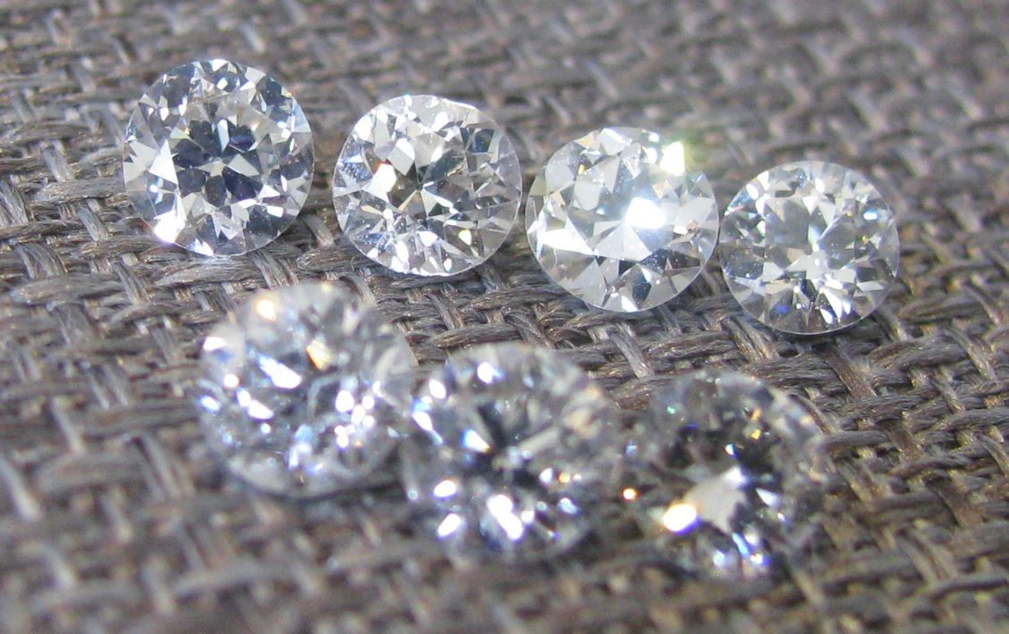 small diamonds