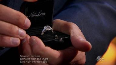 Bachelor 2015 ring