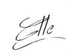 Elle signature